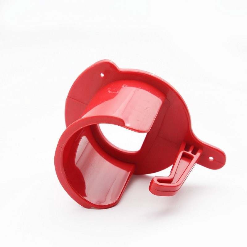 ABS Plastic Horse Bridle Rack 15*10*8 cm Optional Color For Horse Clothes